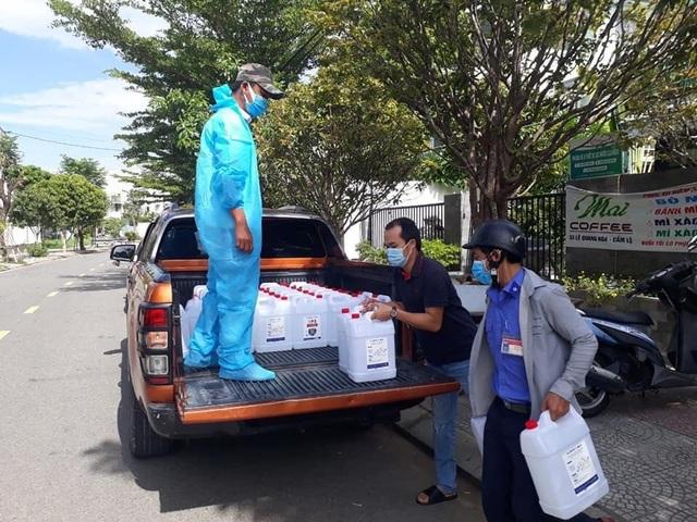Dự án đặc biệt của bệnh nhân Covid-19 ở Đà Nẵng - 1