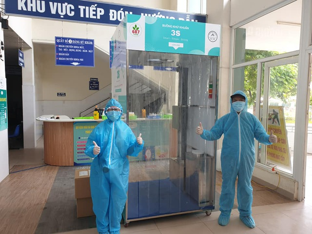 Dự án đặc biệt của bệnh nhân Covid-19 ở Đà Nẵng - 3