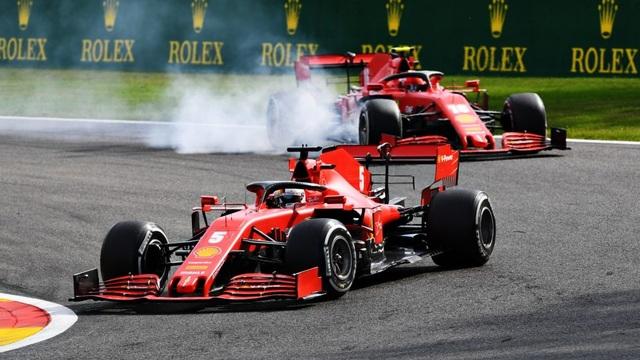 Hamilton thắng nhạt nhẽo trong chặng đua của sự cố và tai nạn - 11