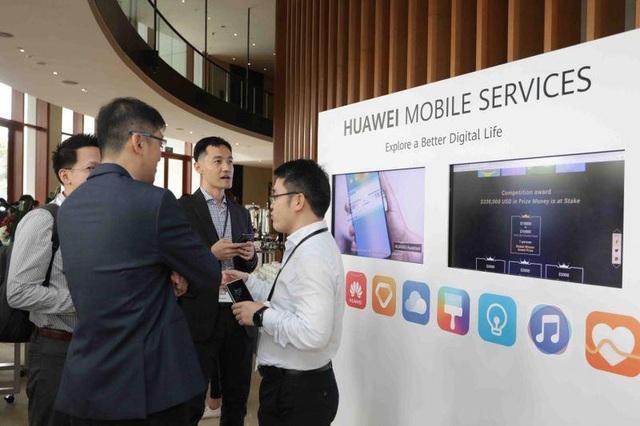 Huawei khởi động chương trình hỗ trợ hệ sinh thái đám mây cho start-up - 1