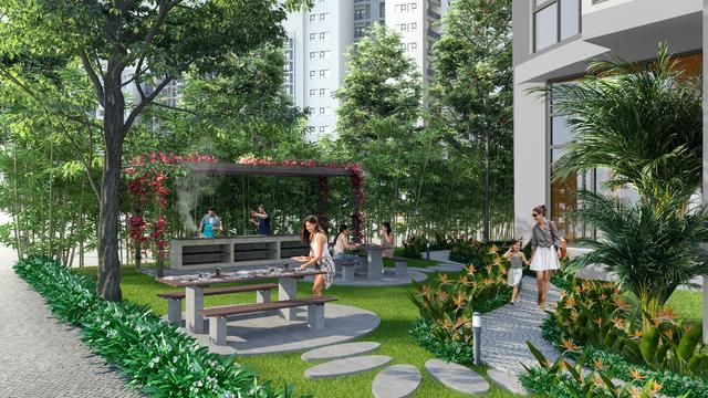 Tháng tri ân, tặng ngay 1 cây vàng cho khách hàng sở hữu căn hộ tại dự án Le Grand Jardin - 2