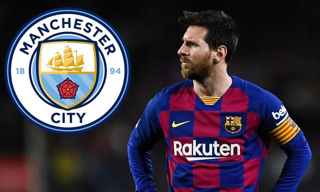 Man City lôi kéo Messi bằng bản hợp đồng trị giá 750 triệu euro - 1