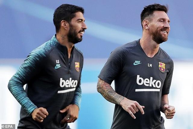 Barcelona mất tiền để tống khứ Luis Suarez, khó mua Lautaro Martinez - 2