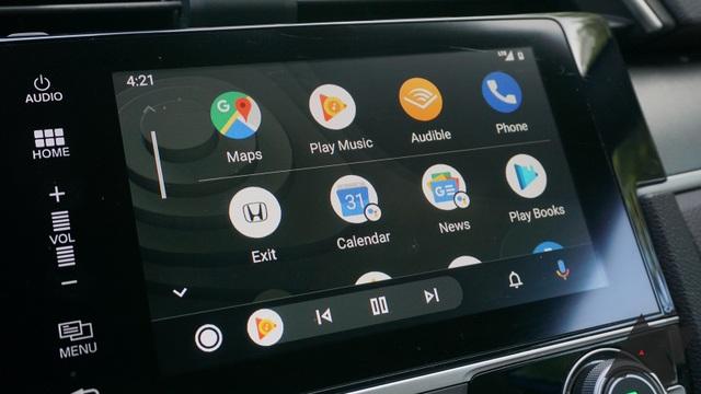 Người dùng GPS trên Android Auto gặp vấn đề từ điện thoại Samsung - 1
