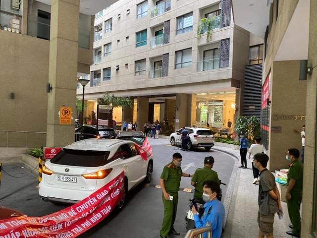 Người mua căn hộ khởi kiện chủ đầu tư vì... chỗ đậu xe - 1