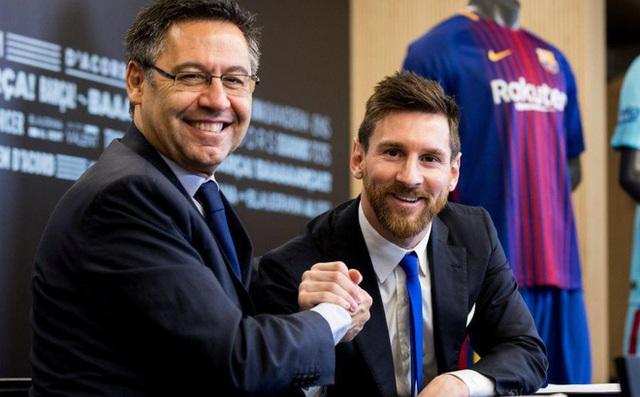 """Messi đang chơi """"đòn hy sinh"""" với Barcelona? - 3"""