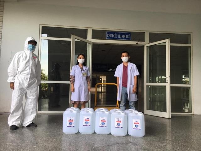 Dự án đặc biệt của bệnh nhân Covid-19 ở Đà Nẵng - 2