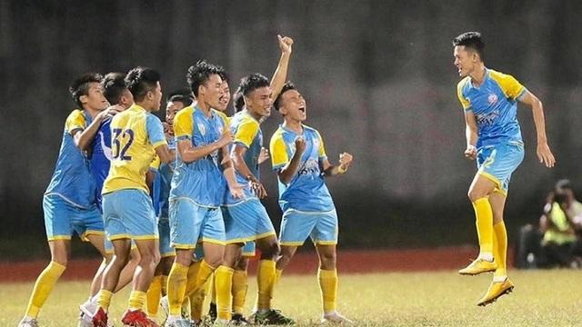 """U21 Bến Tre đấu """"quân xanh"""" Khánh Hoà trước giải U21 Quốc gia - 2"""
