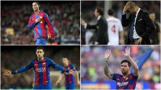 """Cứ sau khi Real Madrid vô địch, Barcelona lại... """"có biến"""" - 1"""