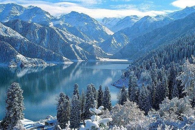 Hồ sâu nhất thế giới trên núi cao, chứa 2 tỷ tấn nước nhưng cá khó sống - 2