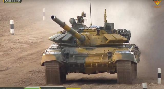 Đội xe tăng Việt Nam cán đích sau Myanmar trong trận bán kết Army Games - 27