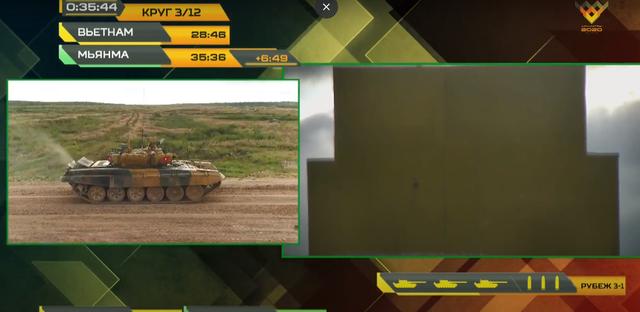 Đội xe tăng Việt Nam cán đích sau Myanmar trong trận bán kết Army Games - 24
