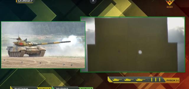 Đội xe tăng Việt Nam cán đích sau Myanmar trong trận bán kết Army Games - 17