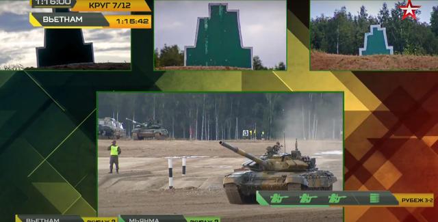Đội xe tăng Việt Nam cán đích sau Myanmar trong trận bán kết Army Games - 14