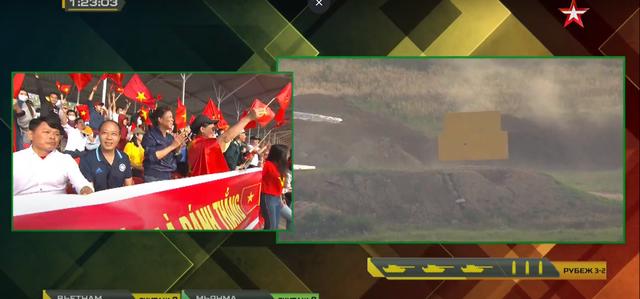 Đội xe tăng Việt Nam cán đích sau Myanmar trong trận bán kết Army Games - 12