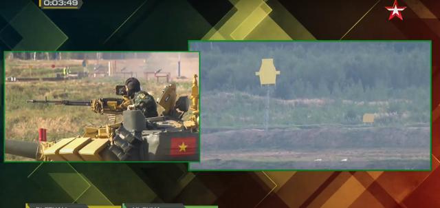 Đội xe tăng Việt Nam cán đích sau Myanmar trong trận bán kết Army Games - 34