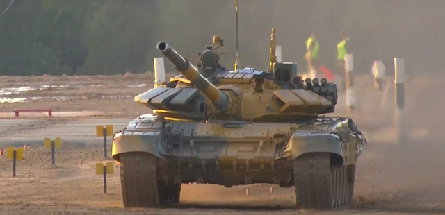 Đội xe tăng Việt Nam cán đích sau Myanmar trong trận bán kết Army Games - 6