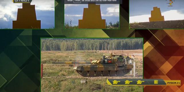 Đội xe tăng Việt Nam cán đích sau Myanmar trong trận bán kết Army Games - 30