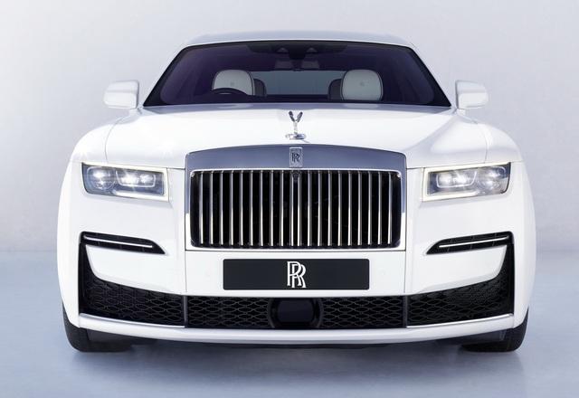 Rolls-Royce Ghost thế hệ mới chính thức ra mắt - 5