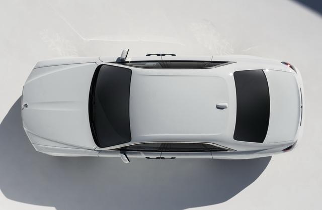 Rolls-Royce Ghost thế hệ mới chính thức ra mắt - 7