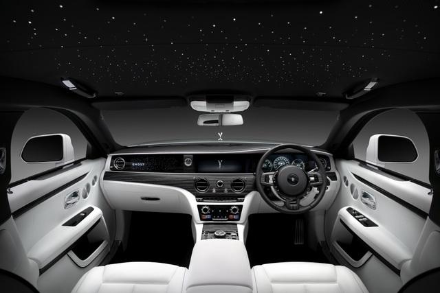 Rolls-Royce Ghost thế hệ mới chính thức ra mắt - 13