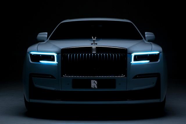 Rolls-Royce Ghost thế hệ mới chính thức ra mắt - 4