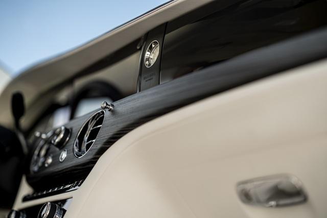 Rolls-Royce Ghost thế hệ mới chính thức ra mắt - 17