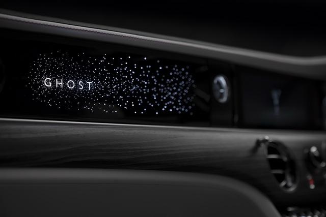Rolls-Royce Ghost thế hệ mới chính thức ra mắt - 19