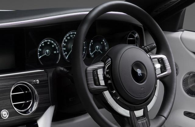 Rolls-Royce Ghost thế hệ mới chính thức ra mắt - 14