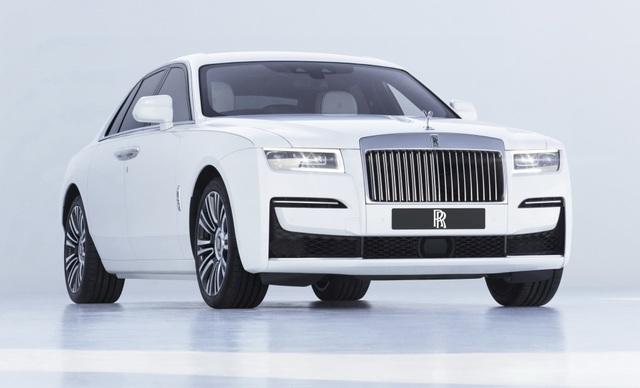 Rolls-Royce Ghost thế hệ mới chính thức ra mắt - 1