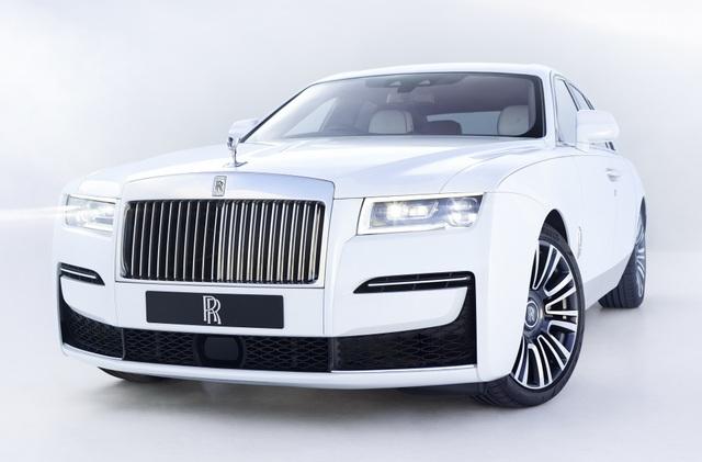 Rolls-Royce Ghost thế hệ mới chính thức ra mắt - 6