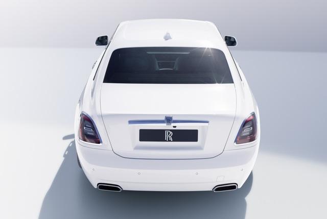 Rolls-Royce Ghost thế hệ mới chính thức ra mắt - 8