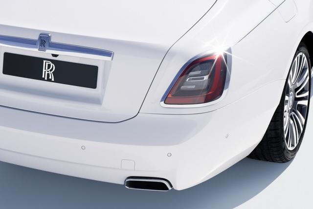 Rolls-Royce Ghost thế hệ mới chính thức ra mắt - 9