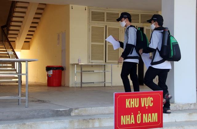 Phú Yên đón 122 công dân từ Đà Nẵng về cách ly theo dõi - 5