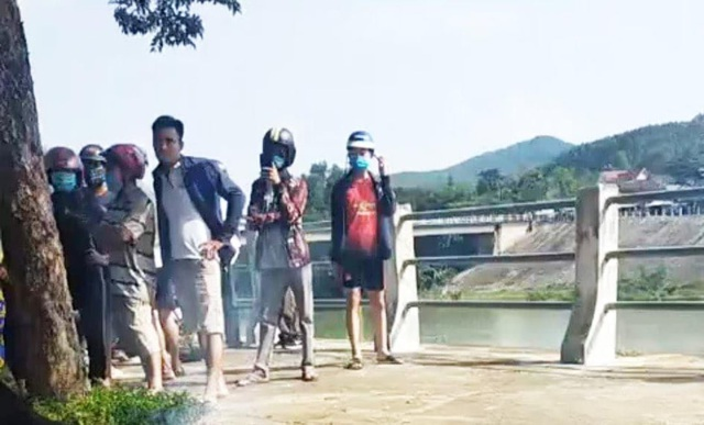 Quảng Nam: Đau thương gia cảnh cha đuối nước để lại 2 con nhỏ bơ vơ - 1