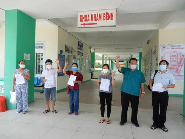 Ca Covid-19 nặng hơn bệnh nhân 91 của Đà Nẵng được công bố khỏi bệnh - 1