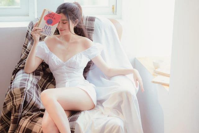 Giảm ngoạn mục 5kg trong 10 ngày, Cao Thái Hà tự tin diện bikini khoe dáng - 8