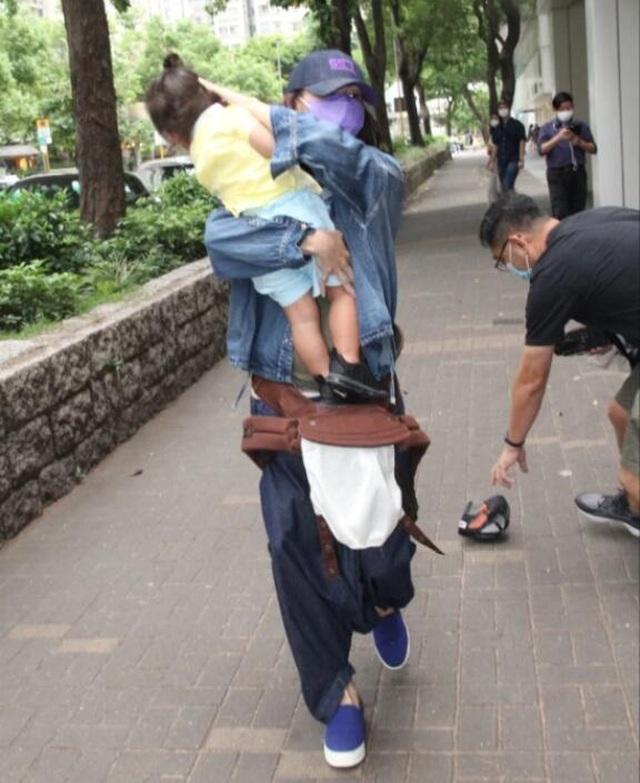 Trương Bá Chi phủ nhận thông tin mang thai lần bốn - 3