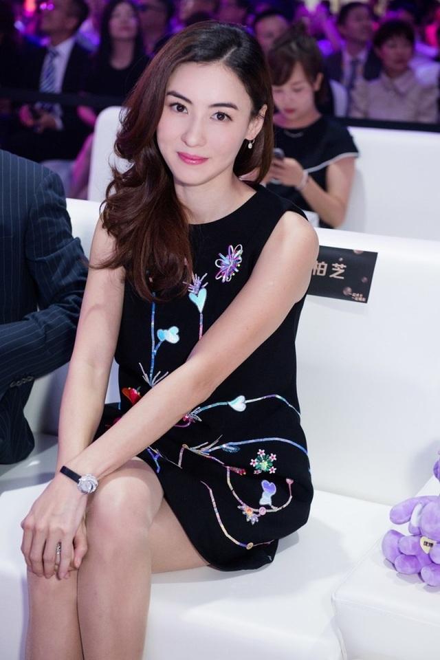 Trương Bá Chi phủ nhận thông tin mang thai lần bốn - 6