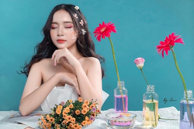 Nữ sinh An Giang sở hữu nét đẹp như sao nữ Hàn Quốc - 6