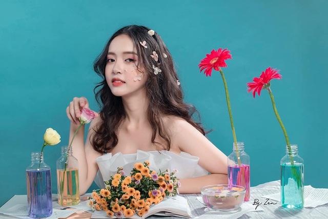 Nữ sinh An Giang sở hữu nét đẹp như sao nữ Hàn Quốc - 7