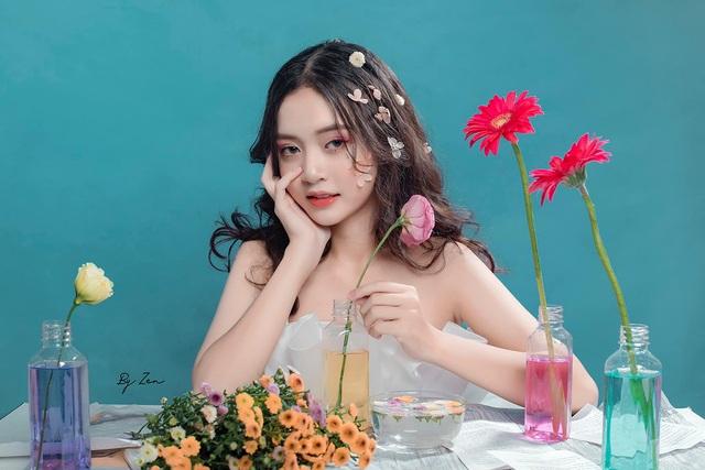 Nữ sinh An Giang sở hữu nét đẹp như sao nữ Hàn Quốc - 5