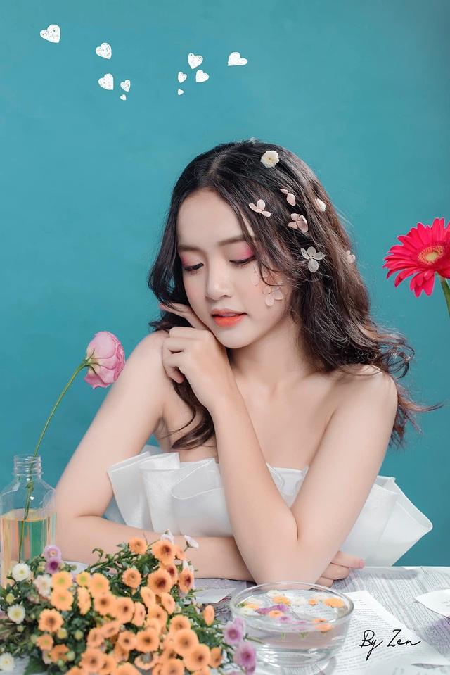 Nữ sinh An Giang sở hữu nét đẹp như sao nữ Hàn Quốc - 8