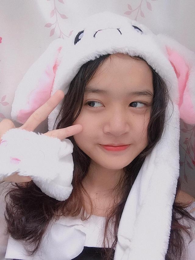 Nữ sinh An Giang sở hữu nét đẹp như sao nữ Hàn Quốc - 9