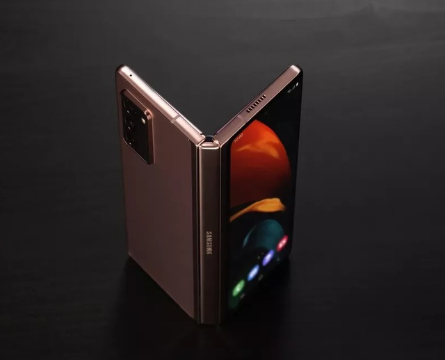 Samsung ra mắt smartphone gập Galaxy Z Fold2 5G, giá 2.000 USD - 1
