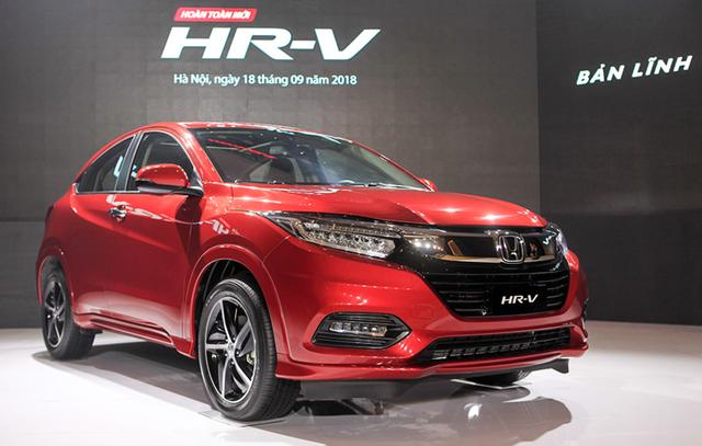 Giảm hơn 100 triệu, Honda HR-V quyết ăn thua với Hyundai Kona, KIA Seltos - 1