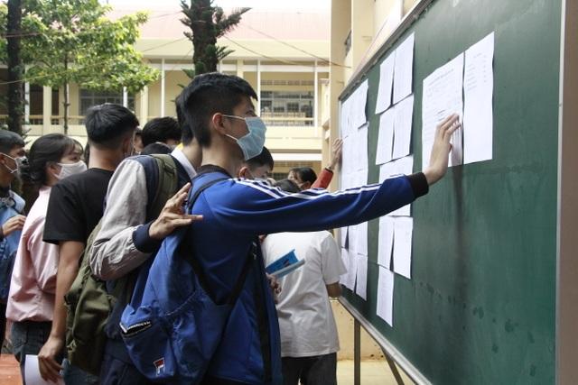26 thí sinh ngoại tỉnh sẽ dự thi tốt nghiệp THPT đợt 2 tại Đắk Lắk - 1