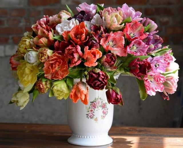 Những bông hoa tuyệt đẹp nhưng rơi là... vỡ vụn - 4