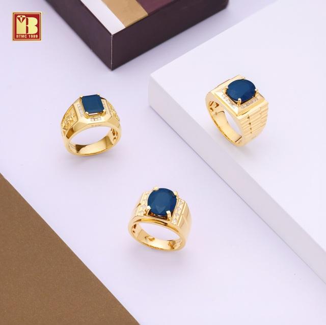 Tháng 9 chào thu với trang sức Sapphire sang trọng, may mắn, an lành - 2