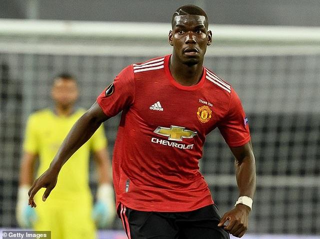 Rộ tin Paul Pogba sẽ rời Old Trafford khi Man Utd chiêu mộ Van de Beek - 1